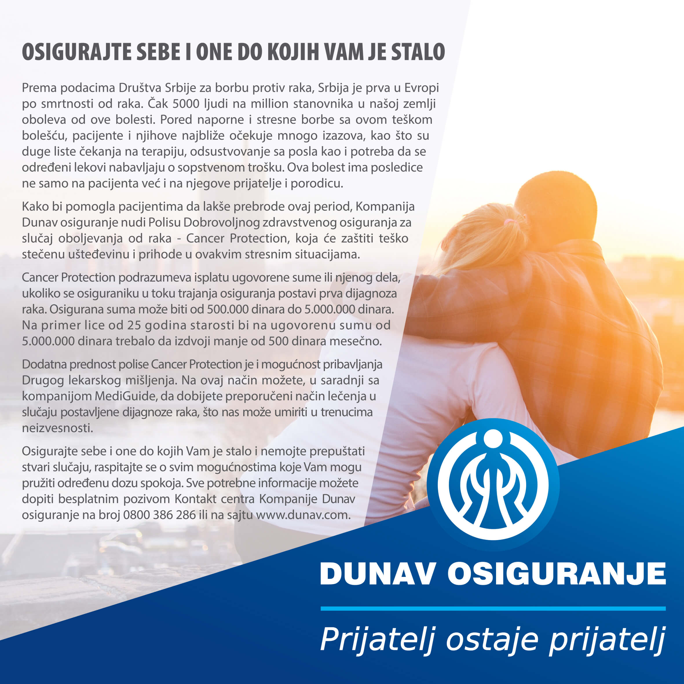 Dunav Cancer Protection